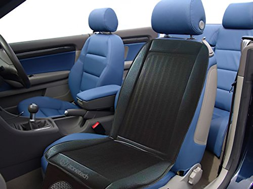 zone tech car seat cooler cushion cover summer cooling wind seat cover ebay. Black Bedroom Furniture Sets. Home Design Ideas