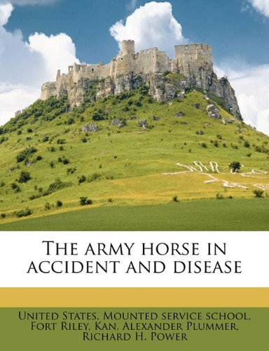 The army horse in accident and disease