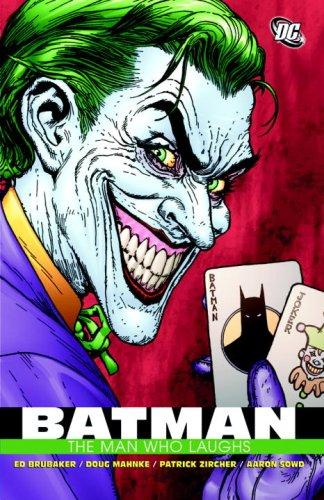 Batman The Man Who Laughs by DC Comics