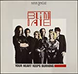 Your heart keeps burning (1985) / Vinyl Maxi Single [Vinyl 12'']