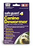 8 in 1 Safe Guard Canine Dewormer for Medium Dogs, 2-Grams