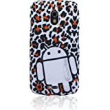 Leopard Print - Cruzer Lite Design TPU Gel Case - For Galaxy Nexus By Samsung [Cruzer Lite Retail Packaging]