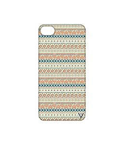 Vogueshell Jaipuri pattern Printed Symmetry PRO Series Hard Back Case for Apple iPhone 6S Plus