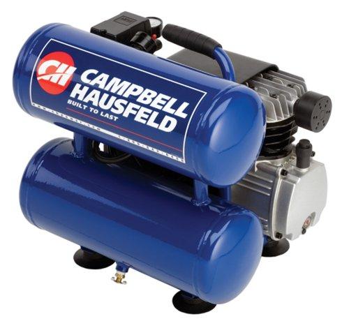 Campbell Hausfeld Hl5402 4-Gallon Oil-Lubricated Air Compressor