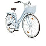Vélo de ville dame