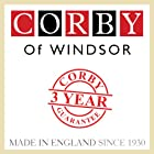 3 year guarantee by Corby of Windsor (Terms and Conditions apply)