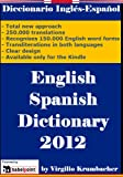English Spanish dictionary 2012 - Babelpoint (English Edition)