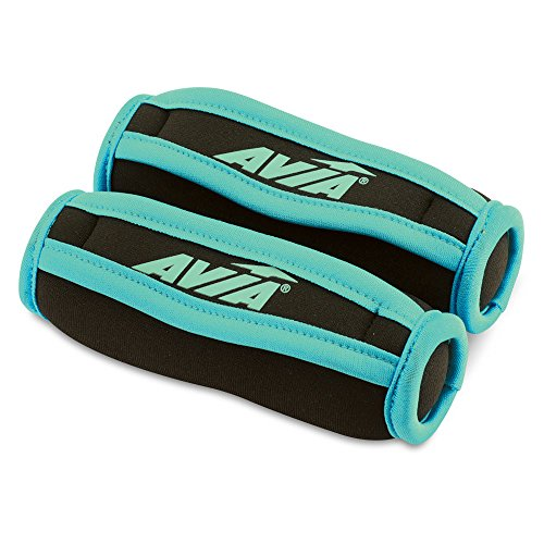 AVIA Fitness 1 lb. Jogging Weights - Mint (Available in more Colors) (Modells Sporting Goods compare prices)