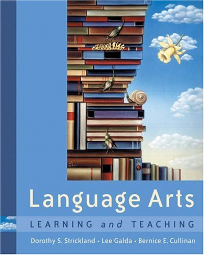 Language Arts: Learning and Teaching (with CD-ROM and InfoTrac)