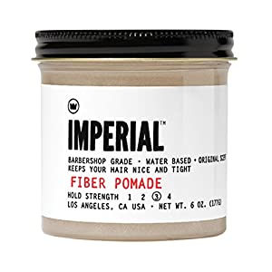 Imperial Fiber Pomade, 6 Ounce