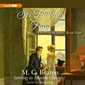 Sir Philip's Folly: The Poor Relation, Book 4 | M. C. Beaton, Marion Chesney
