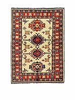 Eden Carpets Alfombra Ghazni B Rojo/Beige 167 x 120 cm