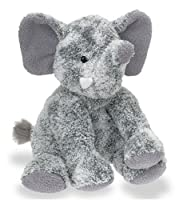 "Mary Meyer Sweet Rascals, Gray Sweet Ellie Elephant, 9"" by Mary Meyer"