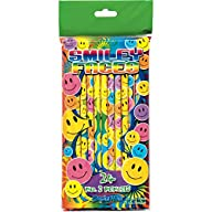 Designway Products Smiley Faces Pencils (24 Pack)