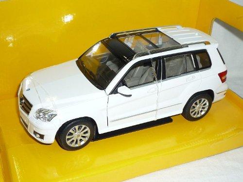 Mercedes-Benz Glk Suv Weiss 1/24 Rastar Modellauto Modell Auto