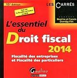 L'essentiel du droit fiscal
