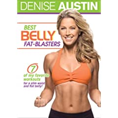 Denise Austin Best Belly Fat-Blasters