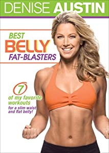 Denise Austin: Best Belly Fat-Blasters