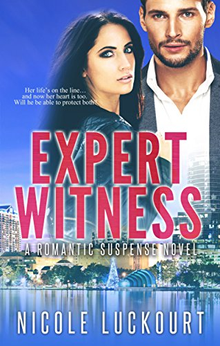A debut novel of intriguing psychological suspense, forbidden attraction and perseverance.  Get Expert Witness by Nicole Luckourt at a sale price of 99 cents!