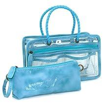 Hot Sale Switch it Hand bag Organizers Mini Insert (Turquoise)