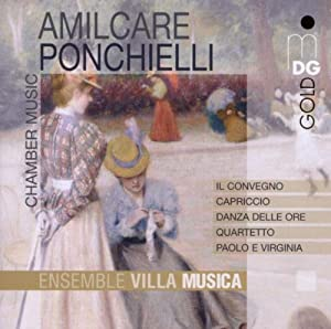 Ponchielli: Chamber Music