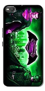 DigiPrints Silicon Designer Back Cover for HTC One X9-Multicolor