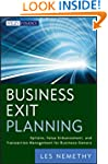 Business Exit Planning: Options, Valu...