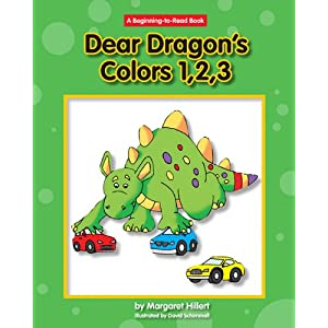 Dear Dragon's Colors 1,2,3
