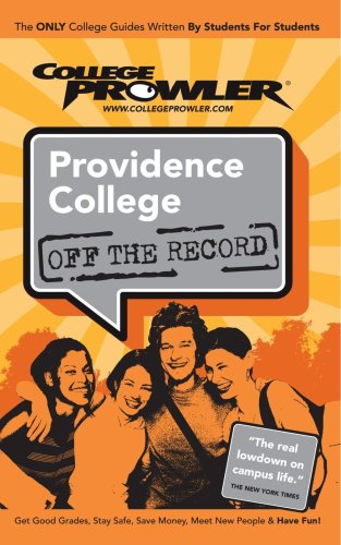 Providence College Ri 2007 (Off the Record)