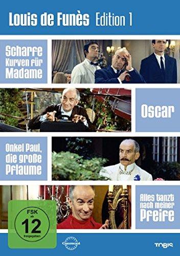 Louis de Funès Edition 1 [4 DVDs]