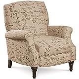 Lane Furniture Chloe Recliner, Caramel