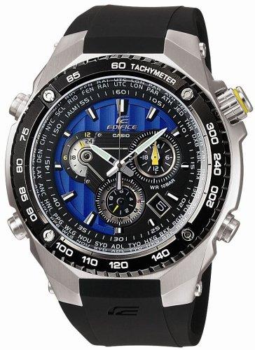 CASIO (カシオ) 腕時計 EDIFICE エディフィス ウレタンバンド EFE-500J-2AJF メンズ