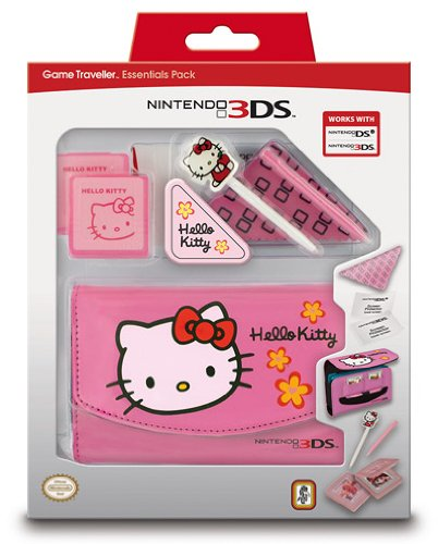 Hello Kitty Pack Pink ufficiale Nintendo