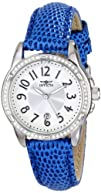 Invicta Womens 16337 8220ANGEL Crystal-Accented Stainless