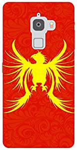 The Racoon Lean Phoenix hard plastic printed back case / cover for Letv Le Max