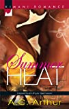 img - for Summer Heat (Harlequin Kimani Romance\Hearts-at-Play) book / textbook / text book