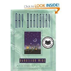 Dandelion Wine by Ray Bradbury