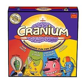 Cranium game!