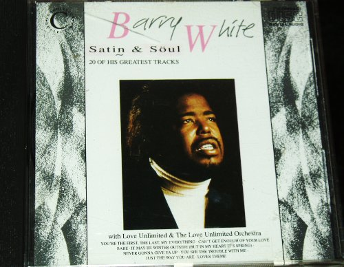 Barry White - Satin & Soul - Zortam Music