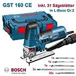 Bosch Stichsäge GST 160 CE Profession...