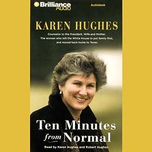 Ten Minutes from Normal Audiobook