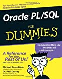 Oracle PL / SQL For Dummies (0764599577) by Michael Rosenblum