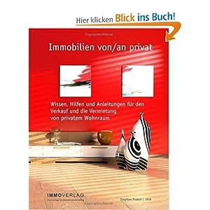 Buch: Immobilien von/an privat