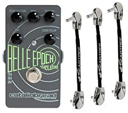 Catalinbread Belle Epoch EP3 Tape Echo Voiced Delay Pedal w/ 3 Cables from Catalinbread