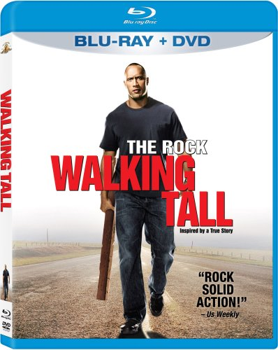 Walking Tall (Two-Disc Blu-ray/DVD Combo in Blu-ray Packaging)