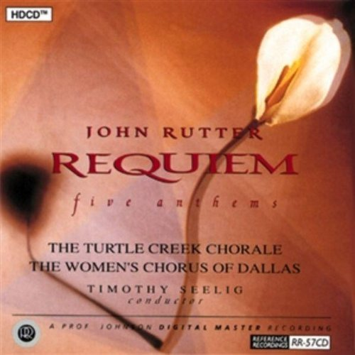 Requiem by Turtle Creek Chorale, John Rutter, Timothy Seelig, Christopher Adkins and Ross Powell