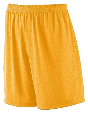 Buy Augusta Boys Tricot Lined Elastic Mesh Short by Augusta
