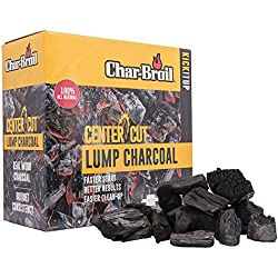 Char-Broil Center Cut Lump Charcoal, 11 lb