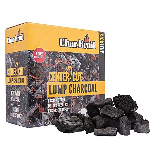 Char-Broil Center Cut Lump Charcoal, 11 lb (Wood Briquettes compare prices)