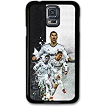 AMAF © Accessories Cristiano Ronaldo Collage Real Madrid CF Football Case For Samsung Galaxy S5